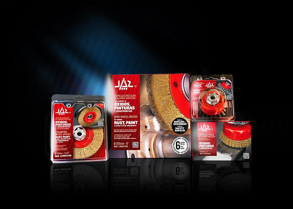 Packaging Jaz Zubiaurre